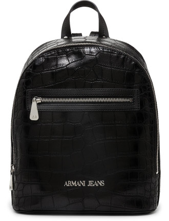 Croc Round Mini Backpack
