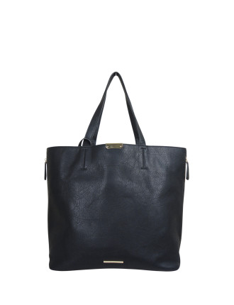 Tb ''Charity'' London Calling Tote Black