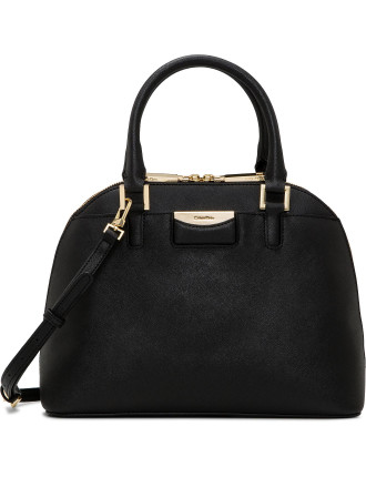 Connie Saffiano Satchel