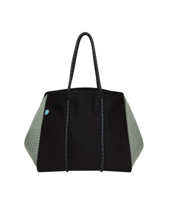 Raven Neoprene Tote Heathered (Incl Lining/Pockets)