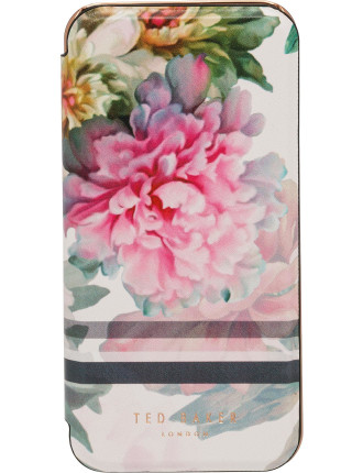 June Painted Posie Iphone Mirror Case