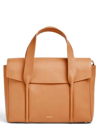 Beatrix Satchel Leather