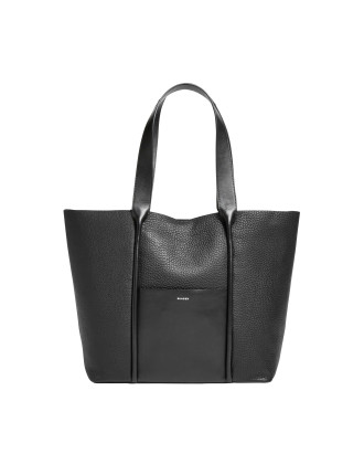 Lisabet Tote Leather