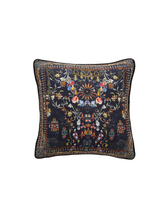 Dancing In The Dark Small Square Cushion