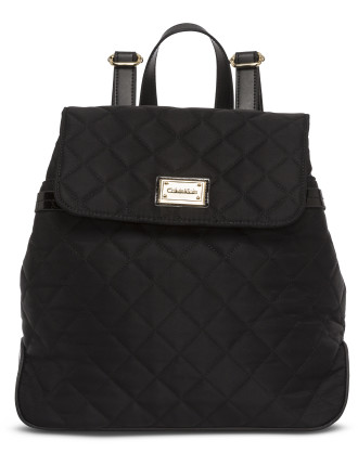 TEODORA QUILTED NYLON BACK PACK