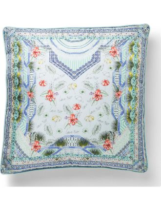 Shades Of Rio Small Square Cushion