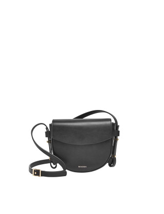 Lobelle Crossbody Leather