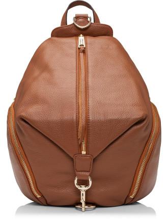Julian Zip Front Backpack