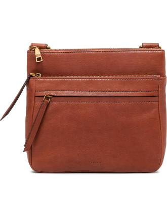 Corey Crossbody Leather Brown