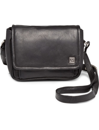 Leather East/West Sling