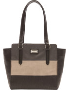 Meils Multi Toned Handled Tote $129.00