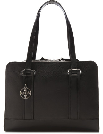 Branco Double Handle Business Bag