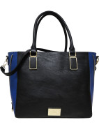 Colour Block Tote $74.99