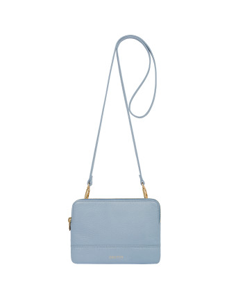 Oroton S15 Bueno Double Clutch Bag