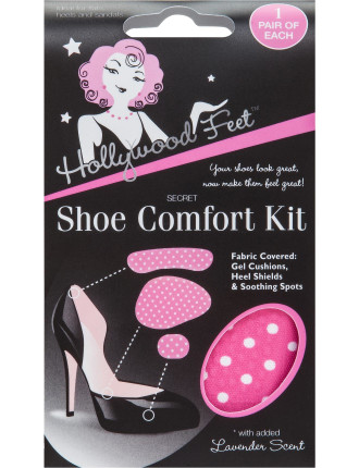 Secret Shoe Comfort Kit