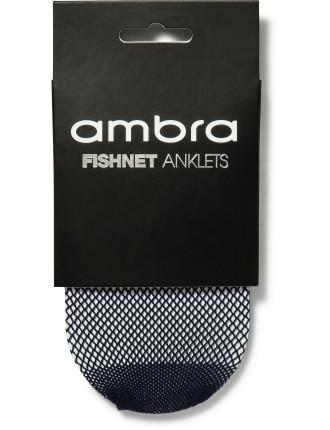 Fishnet Anklet