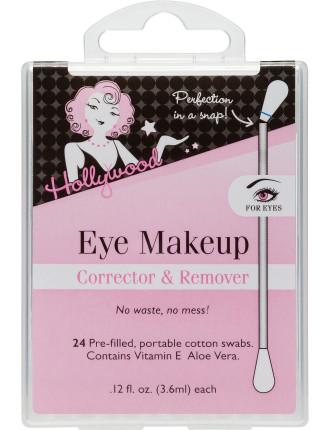 Hollywood Eye Makeup Remover & Correctors