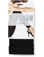 Platinum Crocheted Legging $13.96