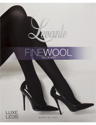 Fine Wool Tight