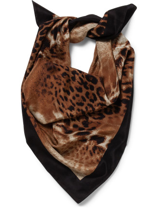 Beautiful Animal Print Scarf