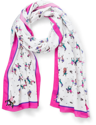 Women Scarf Freespin
