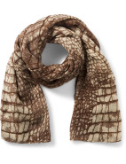 Serpent Printed Scarf $39.95