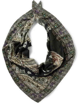Torerolarge Square Scarf