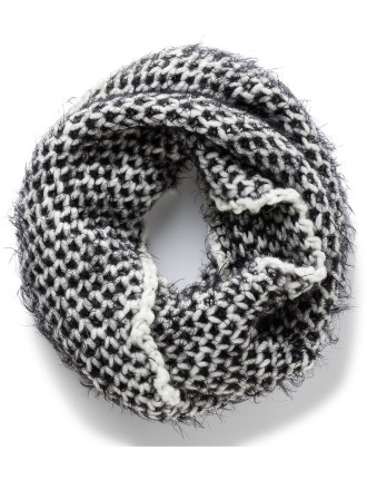 Infinity Scarf Two Tone