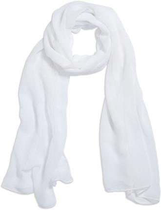 Oblong Silk Scarf