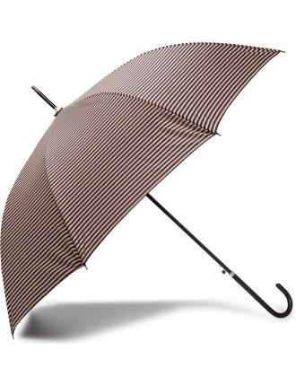 Stripe Monsoon Umbrella
