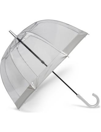 Clifton Clear Birdcage Umbrella
