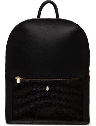 Raffia Braid Bag