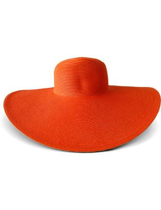 Classic Paper Braid Floppy Hat