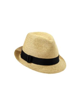Raffia Braid Classic Hat