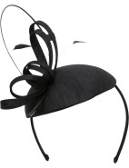 Shantung Covered Beret W/Loops $79.95