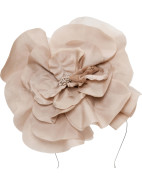 Silk Flower Headband $69.95
