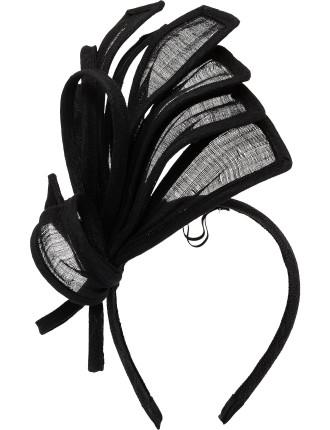 Abaca Loops On Headband
