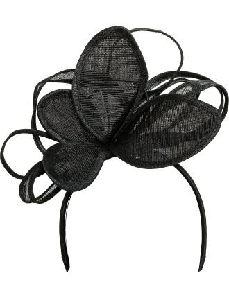 Abaca Butterfly W Loops