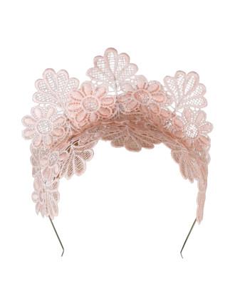 Lace Fasc Crown