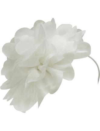 Tulle Flower On Hband