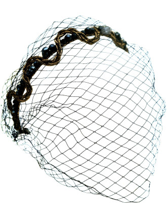 Plait/Netting Headband