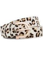 Classic Animal Print Belt $49.95