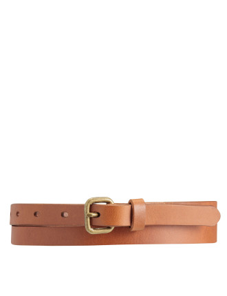 Sa W16 Only Lovers Left Skinny Belt