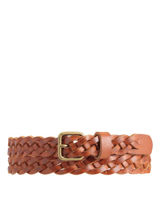 Sa W16 All We Have Plait Belt
