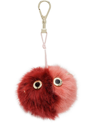 Lolaa Fluffy Character Bag Charm