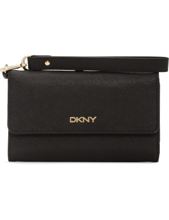 Tech Wallet With Detachable Wristlet