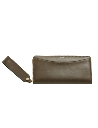 Hanne Accordian Zip Around Wallet