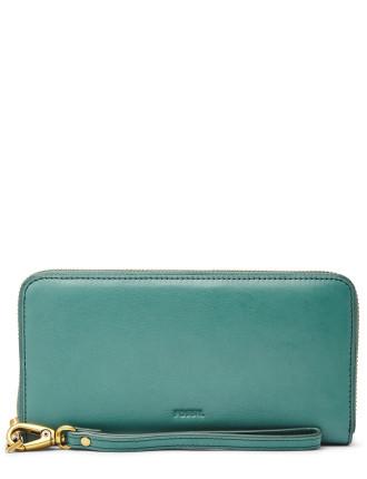 Emma Clutch Leather