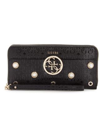 KAMRYN LARGE ZIP AROUND WALLET