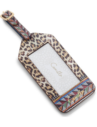 Kingdom Call Luggage Tag